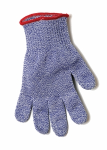Cut Resistant Glove w/Dyneema - Level 5 - Blue