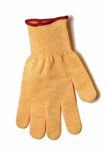 Cut Resistant Glove w/Dyneema - Level 5 - Yellow
