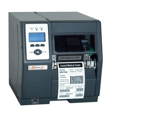 """Datamax-O'Neil H-4212 Printer 4"""" Direct Thermal Serial/Parallel/Usb/Ethernet Rfid Ready Internal Peel & Present W/ Internal Rewind 203Dpi 12 Ips Tall Display Power Cord Included"""