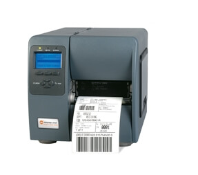 """Datamax-O'Neil M-4210 Printer 4"""" Direct Thermal Serial/Parallel/Usb 203Dpi 10 Ips 8Mb Flash Metal Cover Graphics Display Us Power Supply"""
