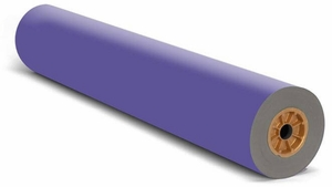 "36"" x 1,000' - Decorol Flame Retardant Art Paper (1 Roll) - Purple"