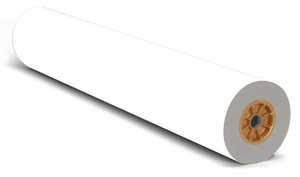 "36"" x 1,000' - Decorol Flame Retardant Art Paper (1 Roll) - White"