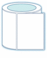 """Direct Thermal Labels - Wound Out 3"""" Core"""