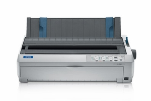 Epson FX-2190 - 9-pin Impact Printer, Wide Format (136 column), Parallel & USB Interfaces