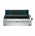 Epson Fx-2190 Printer 9-pin Dot Matrix Printer Wide Format (136col) Multi Interface Includes Parallel & Usb
