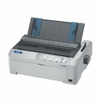 Epson Fx-890 Printer 9-pin Impact Invoice Printer Narrow Parallel & Usb Interfaces