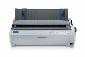 Epson LQ-2090 - 24-pin Impact Printer, Wide Format (136 column), Parallel & USB Interfaces