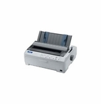 Epson Lq-590e Printer 24 Pin Impact Invoice Printer Narrow Format Parallel & Usb Interfaces
