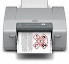 GP-C831 Epson ColorWork Inkjet Label Printer