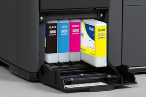 EPSON SJIC26P(C) CYAN INK CARTRIDGE FOR TM-C7500