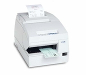 EPSON TM-H6000III, HYBRID THERMAL RECEIPT & DOT MATRIX PRINTER