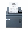 Epson L90 Thermal Label Printer Ethernet (ub-e03) Epson Dark Gray With Label Software Cd Includes Power Supply