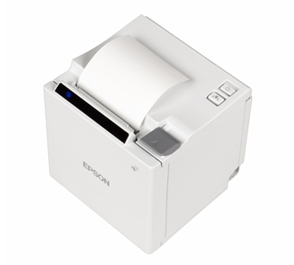 Epson TM-M30, Thermal Receipt Printer, Autocutter, USB, Ethernet, Epson White, Energy Star