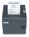 Epson T88 Restick 58mm Thermal Receipt Printer Serial Interface Epson Dark Gray 2 Color Capable Ps-180 Included