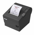 Epson T88 Restick 80Mm Thermal Receipt Printer Parallel Interface Epson Dark Gray 2 Color Capable Ps-180 Included