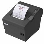 Epson Tm-t88 Restick 80mm Thermal Receipt Printer Usb Interface Epson Dark Gray 2 Color Capable Ps-180 Included