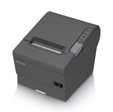 Epson TM-T88V, Thermal Receipt Printer - Energy Star Rated, Epson Black - New Color, Serial and USB Interface, Power Supply Included, Replaces Item C31ca85091