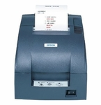 Epson Tm-u220b Dot Matrix Receipt Printer Ethernet (ub-e03) Epson Dark Gray Autocutter Power Supply Included