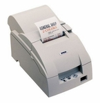 Epson Tm-u220pb-653 Dot Matrix Receipt Printer Parallel Epson Dark Gray Autocutter Power Supply Included