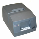 Epson U325d-940 Dot Matrix Receipt & Validation Printer Serial No Display Module Or Hub Port Epson Dark Gray