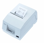 Epson Tm-U325D-940 Dot Matrix Receipt & Validation Printer Usb No Display Module Or Hub Port Epson Cool White Power Supply Included