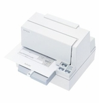 Epson Tm-u590-112 Dot Matrix Slip Printer Serial Epson Cool White No Micr Requires Power Supply