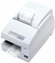Epson U675 Dot Matrix Receipt Slip & Validation Printer Usb Epson Cool White No Micr No Autocutter Requires Power Supply
