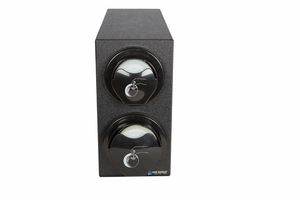 EZ-Fit Lid Dispenser Box System - (1) L2200C; (1) L2400C - Black Trim Rings