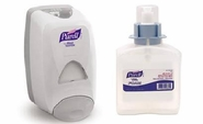 "GOJO PURELL FMX-12 INSTANT HAND SANITIZER FOAM <font color=red>""PROMO PACK""</font> (1 Dispensers & 3 Refills)"