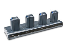 Intermec 8 Position Battery Charger For Ck70 &ck71 Accommodates 4 Pack Chargers Supports 8 Battery Packs