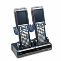 Intermec Ethernet Dual Dock For Ck70 Or Ck71 Holds Two Mobile Cpus Includes Power Supply And Na Power Cord