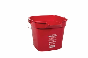 Kleen-Pail 10Qt - Red