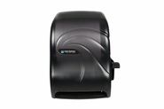 Lever Roll Paper Towel Dipsenser - w/Auto Transfer - Oceans - Black Pearl
