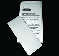 Lottery Validator / OMR Cleaning Cards