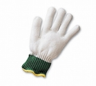 Mani-Kare Kolor-Cut Guardian Cut Resistant Glove, stainless steel threading woven