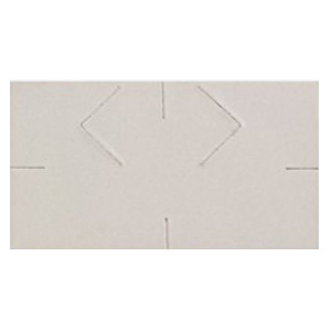 Monarch 1 Line Blank (removable) Price Labels for 1131