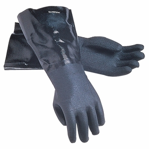 "Neoprene Dishwashing Glove - 17"" - 25 mil"