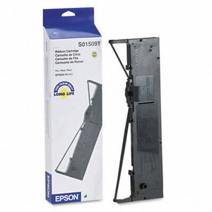 OEM Epson FX-980 Printer Ribbons (1 per box) - Black