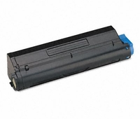 Okidata (compatible) Laser Toner Cartridges - Color