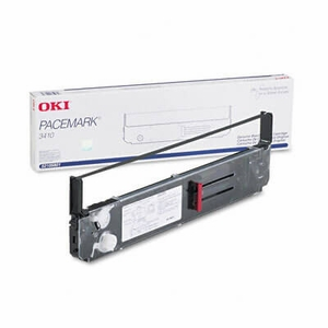 OEM Okidata PaceMark 3410 Printer Ribbons (1 Ribbon) - Black