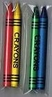 Premium 2 pack Crayons (1000 packs per case)