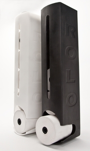 ROLO Paper Roll Dispenser - (1 Unit) White Only Available