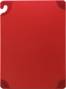 Saf-T-Grip Cutting Board - Red