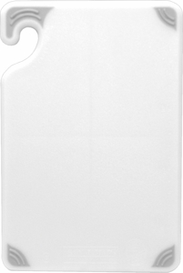 Saf-T-Grip Cutting Board - White