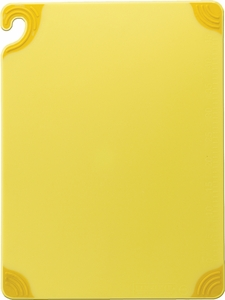 Saf-T-Grip Cutting Board - Yellow