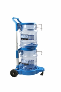 Saf-T-Ice® Cart for use with (2) Saf-T-Ice® SI6100