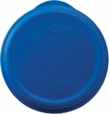 Saf-T-Ice Tote Snap Tight Lid - Blue