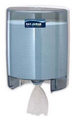 San Jamar Centerpull Towel Dispenser (1 unit)