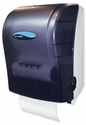 San Jamar Simplicity Mechanical Hands Free Towel Dispenser (1 Unit)