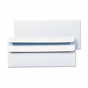 Self-Seal Business Envelope, #10, White, 500/Box